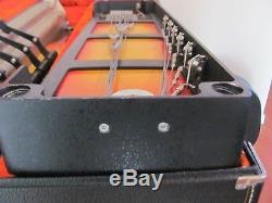 1960's Fender 400 Pedal Steel Guitar with Original Case