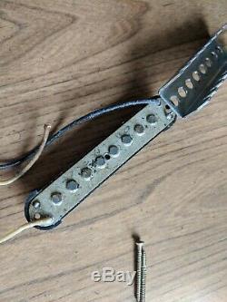 1960's Fender pedal steel 400 800 1000 series guitar pickup 8.26k