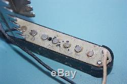 1964 1965 Fender pedal steel 400 series guitar pickup 8.2k