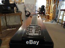 1964 Fender 400 pedal steel guitar
