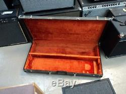 1965 USA Fender 400 Pedal Steel Guitar Case 1966