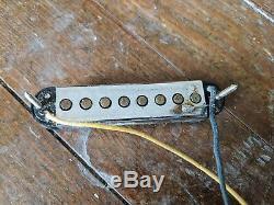 1967 Fender pedal steel 400 800 1000 series guitar pickup 7.85k