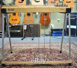 1970's Sho-Bud Maverick Vintage Blonde Maple Pedal Steel Electric Guitar withOHSC