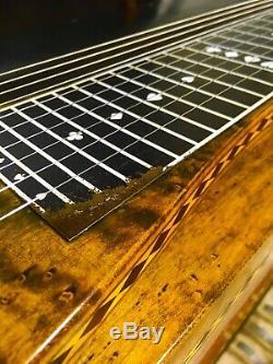 1979 ShoBud LDG SD10 3x4 Standard Emmons E9 Pedal Steel Guitar with OHSC