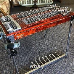 1980 Sho-Bud Double 12 Pedal Steel Guitar