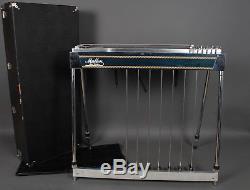 1990 Mullen Pedal Steel 12 String 7 Pedal Electric Slide Guitar