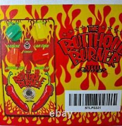 2020 BUTTHOLE BURNER DISTORTION Guitar PEDAL STEEL PANTHER NEW LOW # Satchel