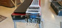 2021 Mullen G2 SD10 4X5 Pedal Steel Guitar with Hard Case! Mint