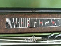 3 Pedal steel guitar 1981 Sho-Bud with Stand