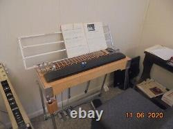6 string pedal steel guitar 3&2