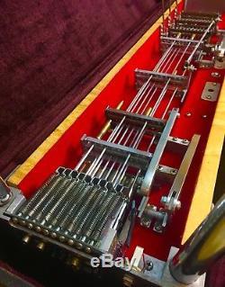 72 ShoBud Professional 6139 S10 3x4 Standard Emmons E9 Pedal Steel Guitar EC