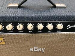 Allen Amplification Sweet Spot Pedal Steel Guitar Amplifier With Peavey 1201-8