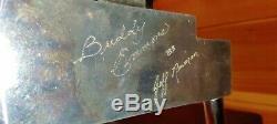 Autographed 3 Pedal Sho bud Steel Guitar 1983