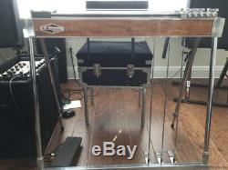 BMI 3X3 Pedal Steel Guitar With Armrest and Hard Case VGC