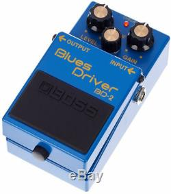 BOSS BD-2 Blues Driver BRAND NEW Guitar Effect Pedal