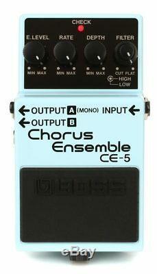 BOSS Chorus Ensemble CE-5 BRAND NEW Guitar Effect Pedal