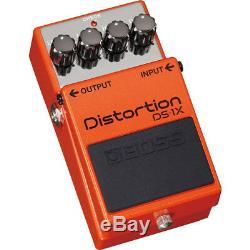 BOSS DS-1X Distortion BRAND NEW Guitar Effect Pedal