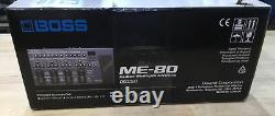 BOSS Multiple Effects Guitar Pedal with Looper, MultiColored, ME-80 BRAND NEW