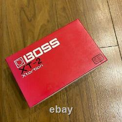 BOSS XT-2 Xtortion Distortion Guitar effect pedal BRAND NEW NEVER USED NOS