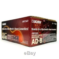 BRAND NEW Boss AD-8 Multi-Effects Guitar Effect Pedal