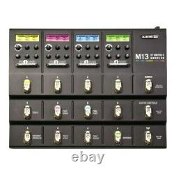 BRAND NEW Line 6 M13 Guitar Multi Effects Pedalboard Modeler Pedal FREE SHIPPING
