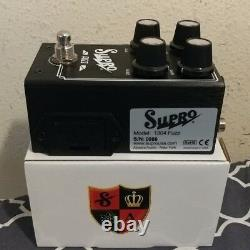 BRAND NEW Supro 1304 Germanium Fuzz Guitar Effect Pedal! WithBOX & orig packaging