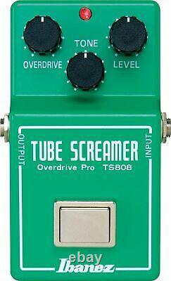 BRAND NEWIBANEZ Tube Screamer TS808 Distortion Guitar Effect Pedal JapanDHL