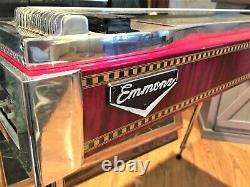 Beautiful Emmons Vintage pedal steel guitar! 3x5