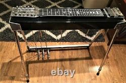 Beautiful Fender Artist pedal steel guitar
