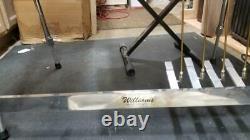 Beautiful Near Mint Williams 600 Series 10 String Steel Guitar 4 Pedal, 5 Knees
