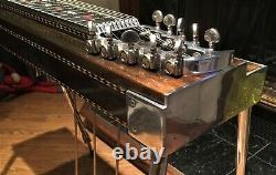 Beautiful Sho Bud Vintage pedal steel guitar! 3x5