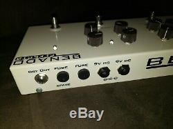 Benado Multi Effects Unit for Guitar & Pedal Steel Guitar ExCond