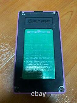 Boss HF-2 Hi Brand Flanger Guitar Effect Pedal Japan F/S Tested