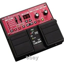 Boss RC-30 Guitar Dual Loop Station Effect Pedal Brand New withTracking