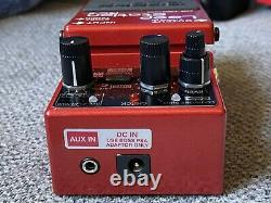 Brand New Boss RC-2 Loop Station Guitar Effect Pedal Red With 9Volt Adapter