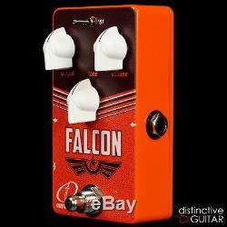 Brand New Crazy Tube Circuits Falcon Tweed Overdrive Guitar Effect Pedal