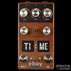 Brand New Crazy Tube Circuits Time Mk3 Digital Delay Guitar Effect Pedal