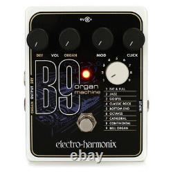 Brand New Electro-Harmonix B9 Organ Machine Guitar Effect Pedal