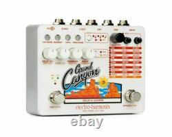 Brand New Electro-Harmonix Grand Canyon Delay & Looper Guitar Pedal Free Ship