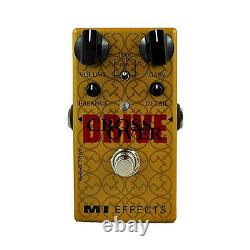Brand New M. I. Cross Over Drive V2 -newest Cross Overdrive MI pedals IN STOCK