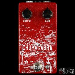 Brand New Mythos Chupacabra Overdrive Fuzz Electric Guitar Effect Pedal