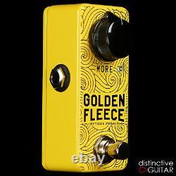 Brand New Mythos Golden Fleece Overdrive Fuzz Guitar Effects Pedal