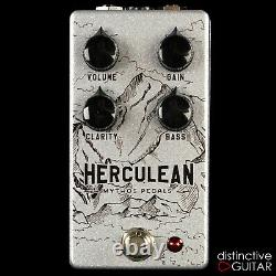 Brand New Mythos Herculean V2 Overdrive Electric Guitar Effect Pedal