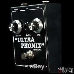 Brand New Vertex Effects Ultraphonix Overdrive Electric Guitar Distortion Pedal
