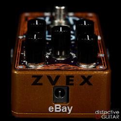 Brand New Zvex Effects Instant Lo Fi Junky Vertical Guitar Chorus Vibrato Pedal