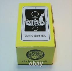 Brand new! Electro-Harmonics Screaming Bird guitar effects Pedal