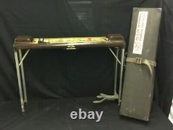 CA 1940s Harlin Brothers Kalina Multi Kord 6 String Pedal Steel Guitar