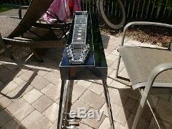 CARTER S10 3X3 Pedal Steel Guitar with Hard Case