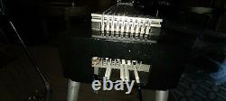 CARTER STARTER 3X4 Pedal Steel Guitar With Case, Volume Pedal and Pack a Seat