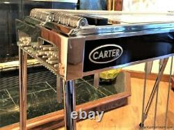 Carter D-10, Pedal Steel Guitar, 9 pedals, 7 knee levers